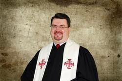 Pastor Joshua of Geneva Presbyterian Church in Modesto, CA