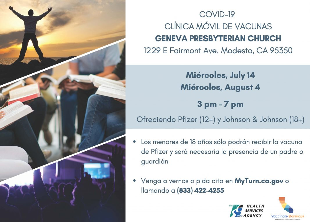 Geneva Presbyterian Church - Mobile Clinic